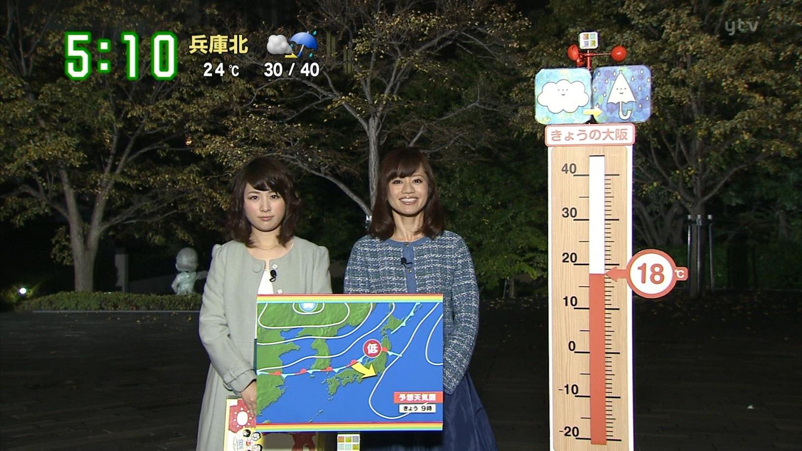 女子アナ画像.com  ytv☆吉田奈央タンコメント