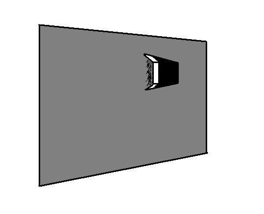 サイドパネル(右)加工