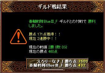 RED STONE 1月11日 Gv結果