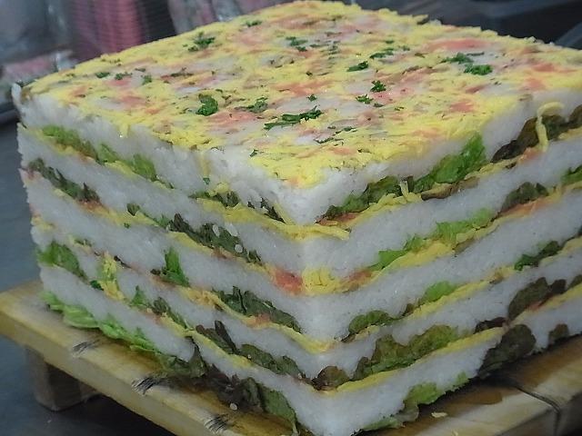 岩国寿司②