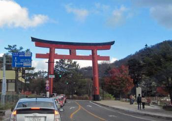20101103旅行1-中禅寺湖