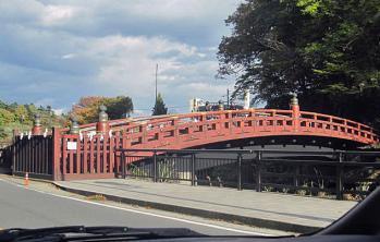 20101105日光の神橋