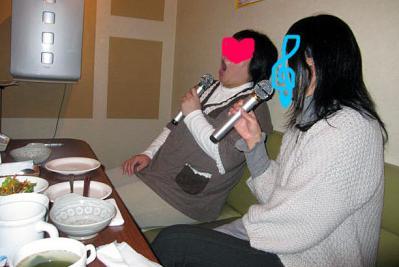 20110122カラオケ-1