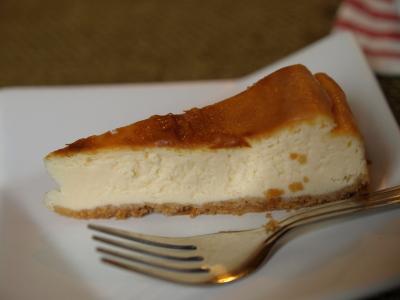セットの日替わりミニデザート(チーズケーキ)@スープカリー・ウィザーズ