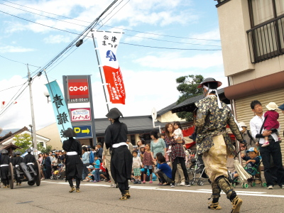 会津まつり「会津藩公行列」_2011/09/23