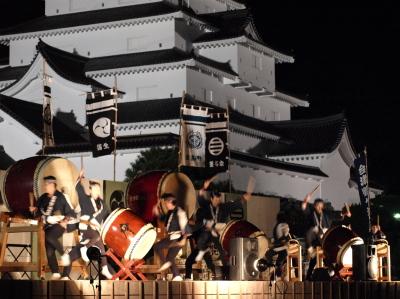 鶴ヶ城屋台村_2011/09/24