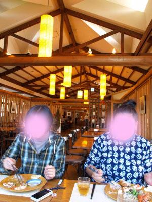 レストランSarara(三春ハーブ花ガーデン)