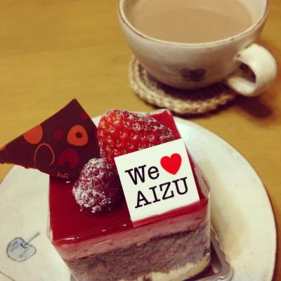 太郎庵のケーキ