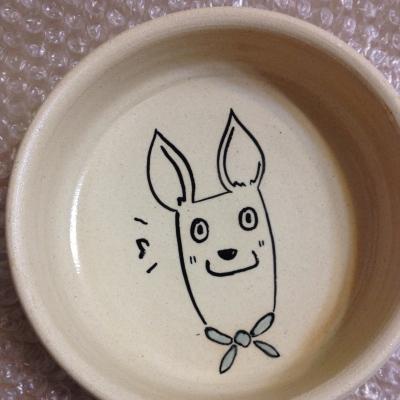 アクアのお皿