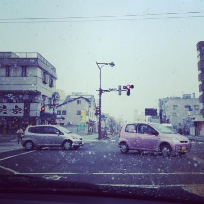 会津若松市内 2012/03/15
