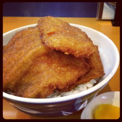 タレカツ丼@とんかつ太郎