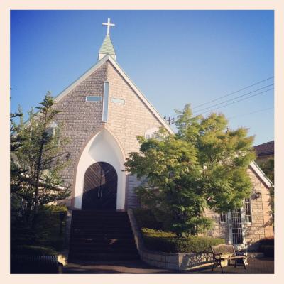 郡山市のとある教会