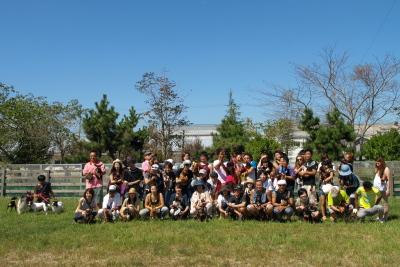 秋のミニピンオフ会2012@ドッグラン・インディ