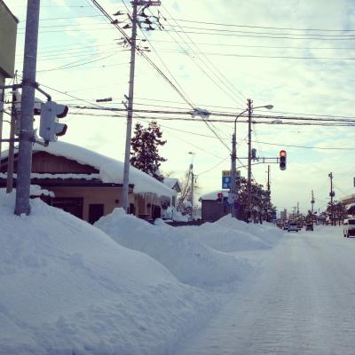 2013/01/27 会津若松市(白虎通り)