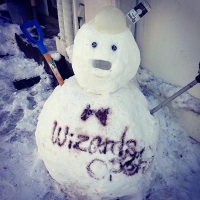 雪だるま@スープカリー・ウィザーズ