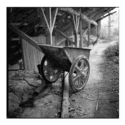 ブロニカSQ-A 白石鉱山01