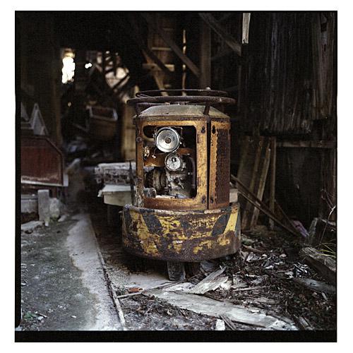 ブロニカSQ-A 白石鉱山03