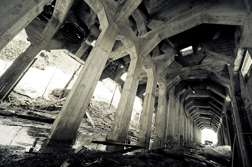 北海道 -羽幌炭鉱03-