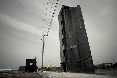 陸軍伊良湖試験場気象観測塔1
