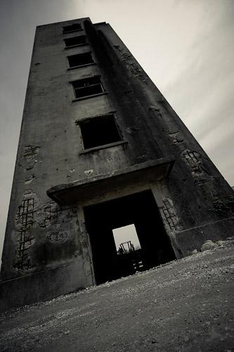 陸軍伊良湖試験場気象観測塔2