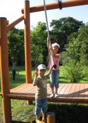 鹿公園キャンプ1