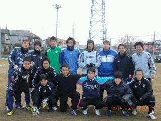 20120103初蹴り