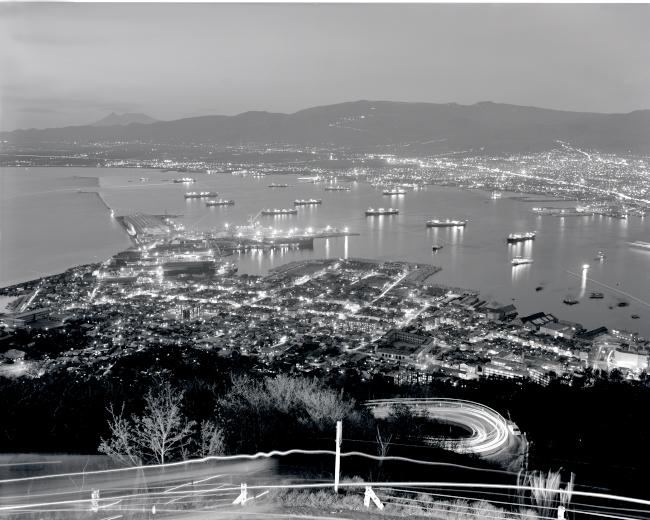 北洋出漁前夜の函館港(昭和48.49年頃)_905