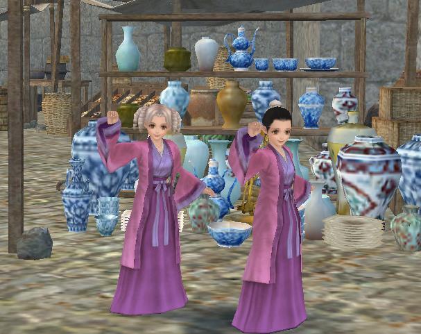 重慶の陶器市