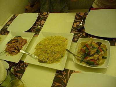 AYALAのタイ料理SIAM