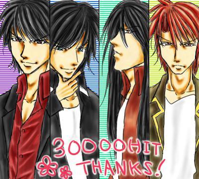 30000HIT感謝!