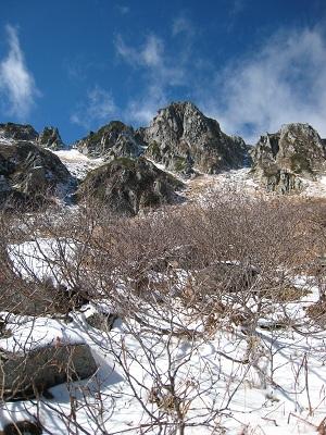 宝剣岳~車山2010.11.5~7 010