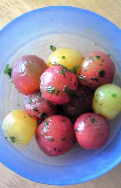 トマトマリネ1