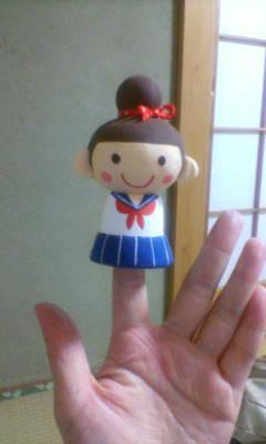 指人形さちん子