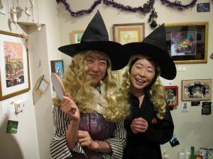 amiさんと斉藤さん