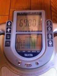 体重計1210