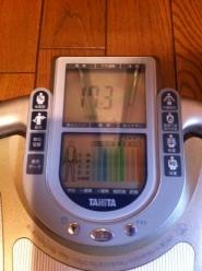 体脂肪率1217