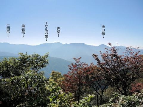 南展望 光岳