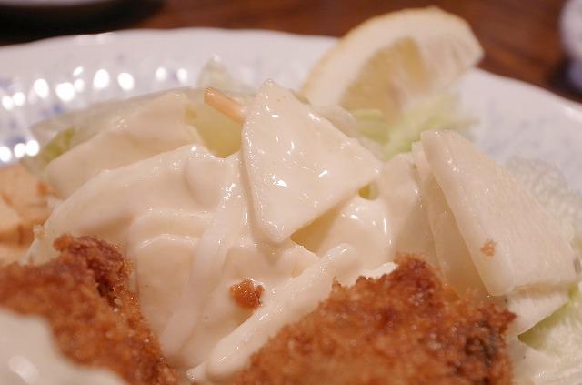 艸葉牡蠣フライ
