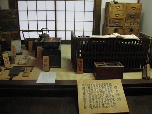 秩父錦-酒蔵資料館1