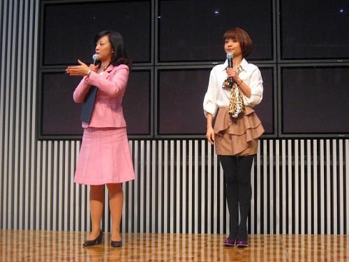 泡盛大試飲会&セミナー<中澤裕子>