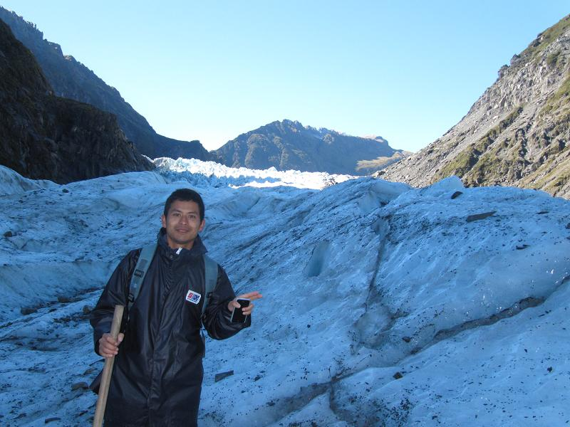 fox glacier walk4