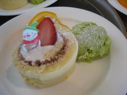 @2500円クリスマスコース デザート盛り()