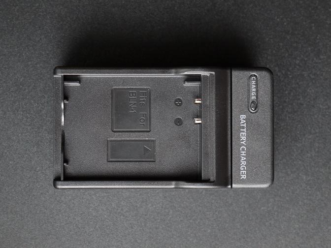オリンパスバッテリーBLN-1互換品