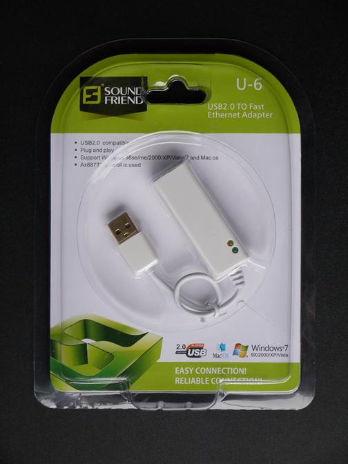USB-LANアダプター