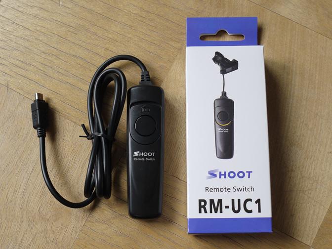 オリンパスリモートケーブルRM-UC1互換品