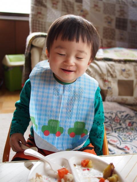 OM-D E-M5で赤ちゃん撮影