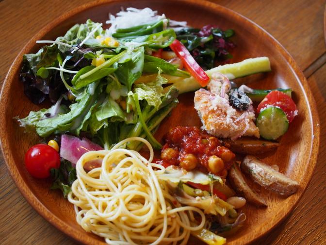 新鮮サラダ&旬菜ビュッフェ