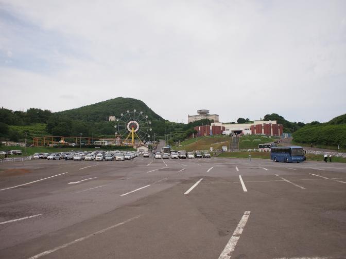 おたる水族館駐車場