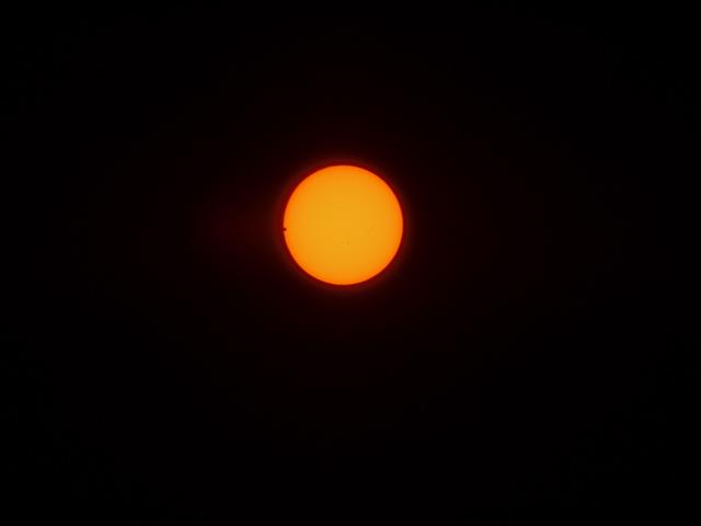 金星の日面通過