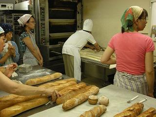 フランスパンとディップ教室 023
